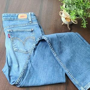 Levi 518 | Superlow Denim Jeans